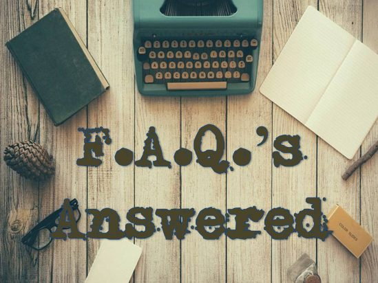 "FAQ's Answered #9: What Inspired ""Prodigal Sun"" & ""High Steaks""?"