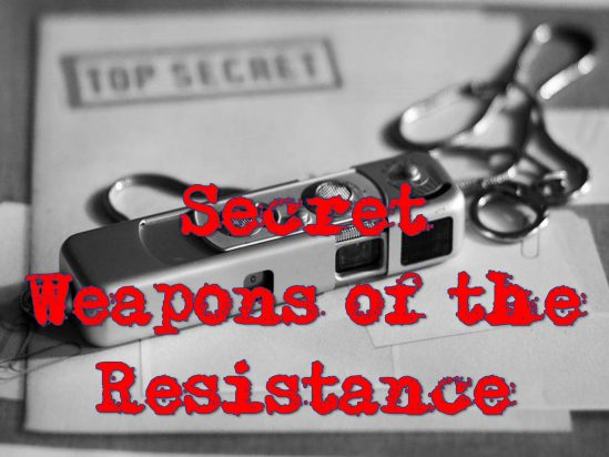Secret Weapons of the Resistance #4: The Vampire Underground