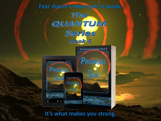"""Prodigal Sun"": Quantum Series Book 5"