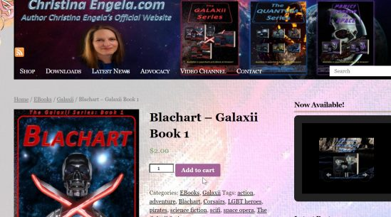Now You Can Buy EBooks Direct From Christina Engela Dot Com!