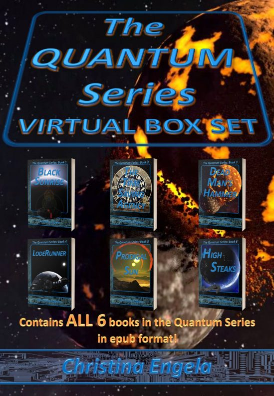 Now Available: The Quantum Series Virtual Box Set!